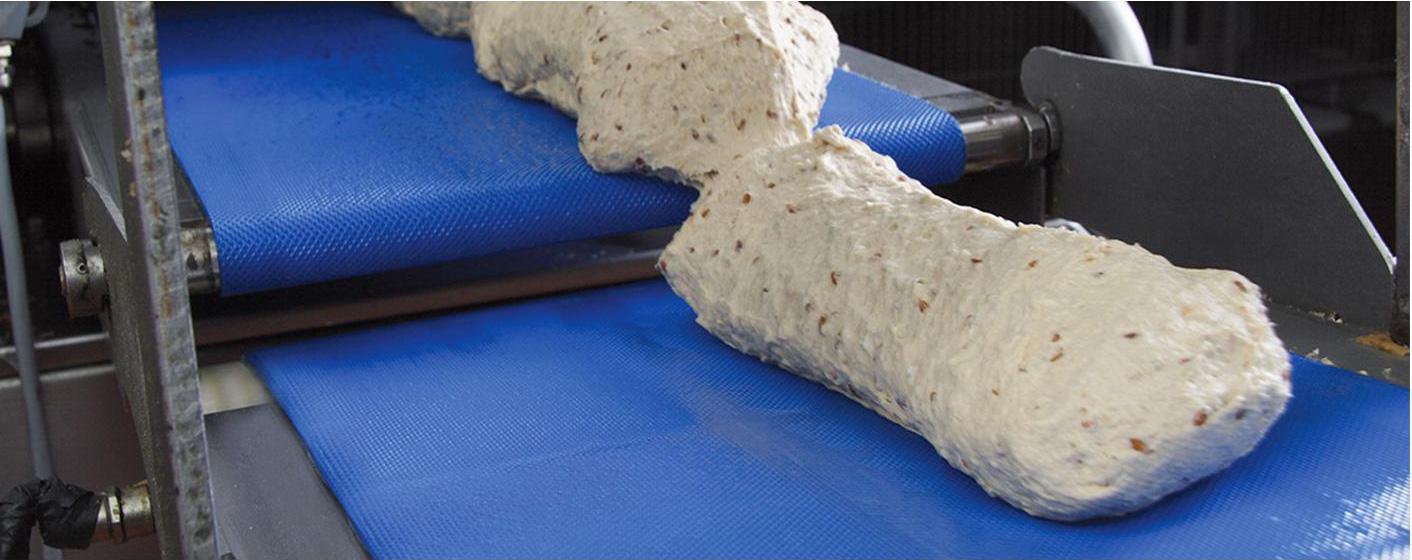 艾帝斯输送带以适用于不同的面食类型