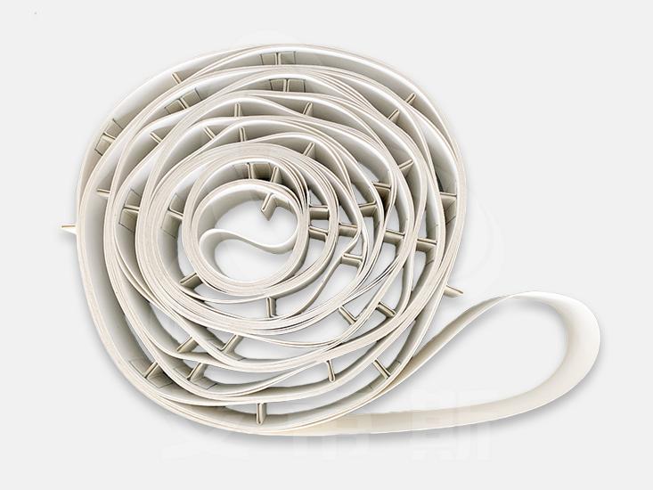 络管机皮带