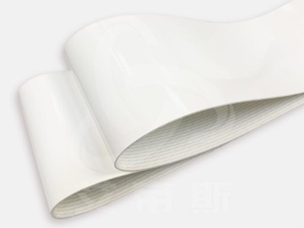 白色pu输送带