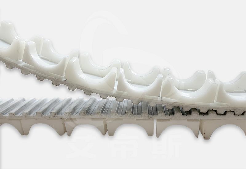月牙齿同步带