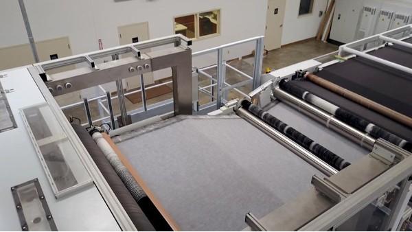 纺织行业输送带解决方案