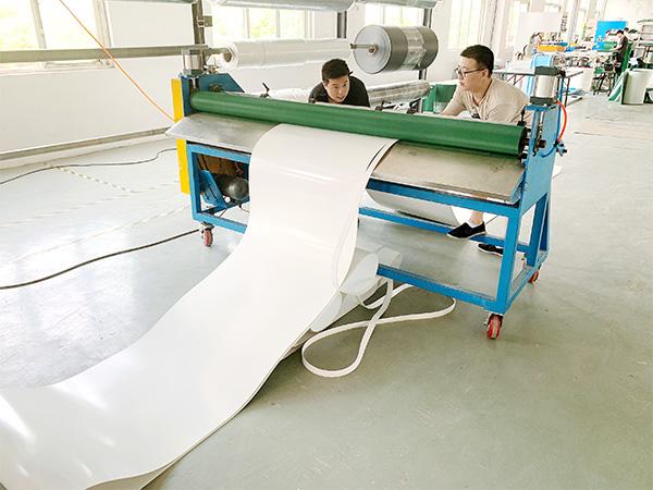 艾帝斯PVC输送带定制案例