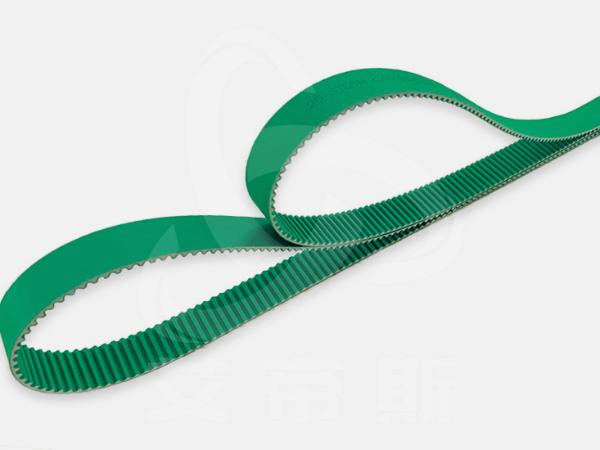 加绿布同步带